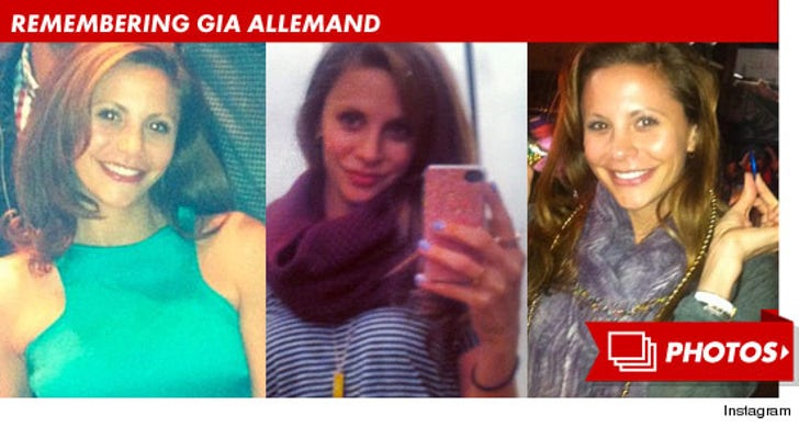 Remembering Gia Allemand