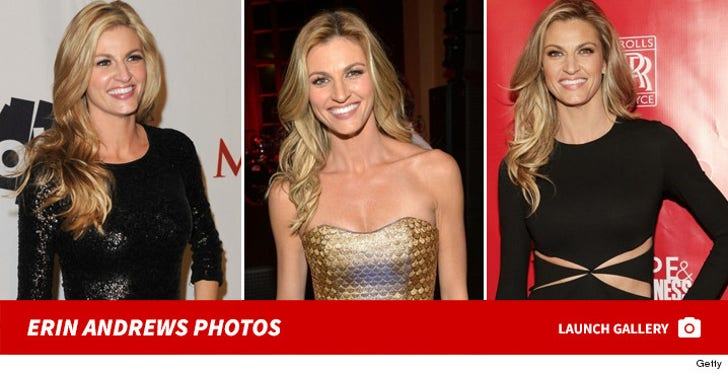 Erin Andrews -- Through the Years