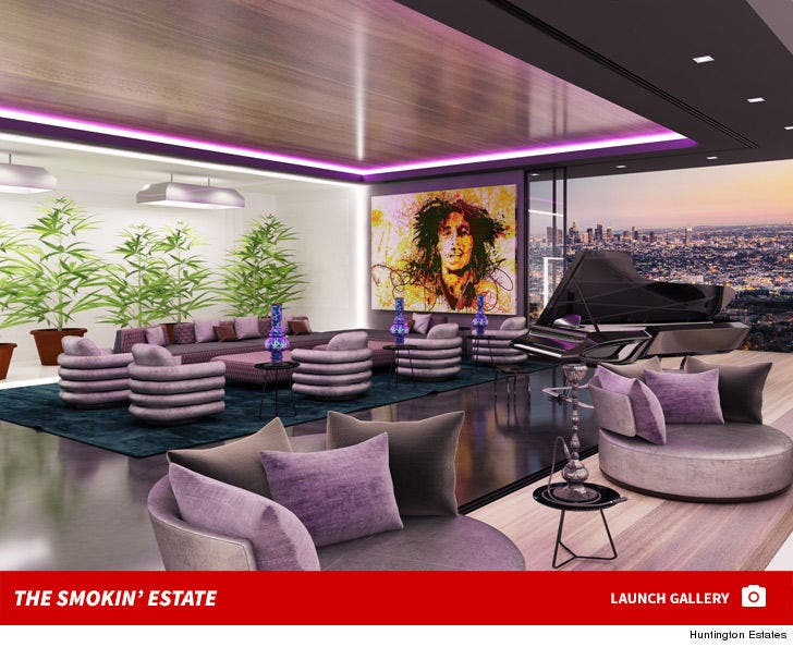 Marijuana Mansions Coming to L.A. -- The Growing Trend