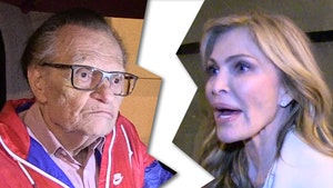 Larry King Files for Divorce from Wife Shawn After 22-Year Marriage