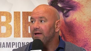 Dana White Says BJ Penn's UFC Career Is Over, 'That's a Wrap'