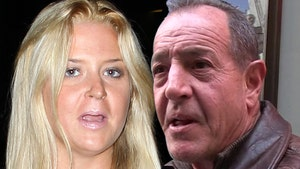 Michael Lohan's Wife Kate Major Busted for DWI, Allegedly Sparked His Arrest