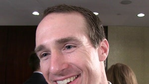 Drew Brees Signs $50 Mil Deal With New Orleans, Saint For Life?
