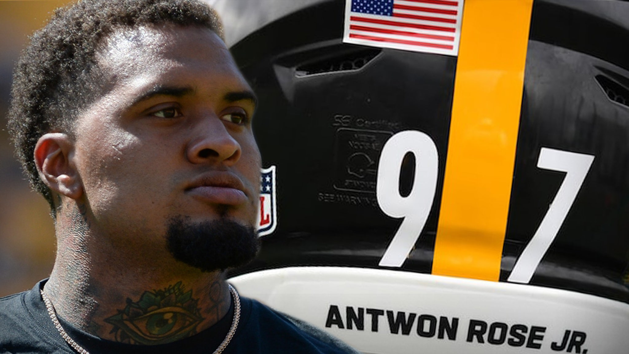 Steelers' Maurkice Pouncey Regrets Antwon Rose Helmet Tribute ... 'Unaware of Whole Story'