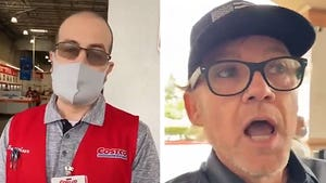 Ricky Schroder Verbally Accosts Costco Mgr., Wouldn't Let Him In Without Mask
