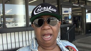 Luenell Says Bill Cosby Should Stay Home or He'll Get the O.J. Treatment