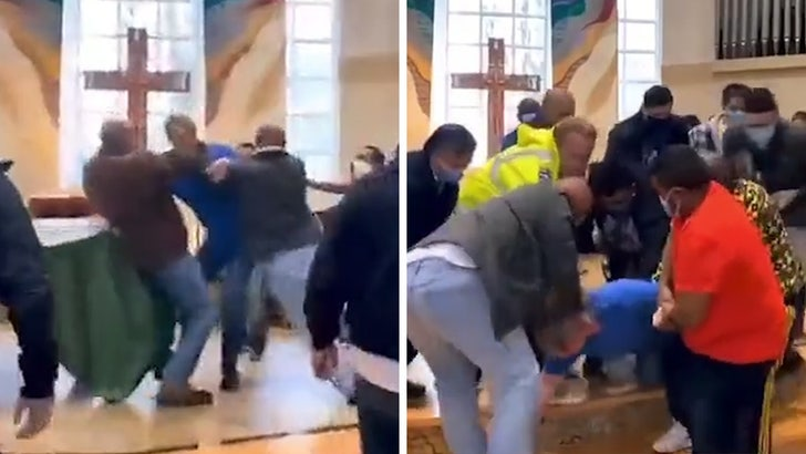 Brawl Breaks Out at Church After Trespassing Man Approaches Altar.jpg