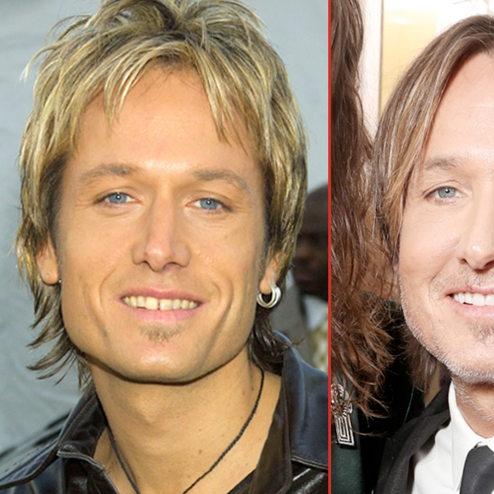 Keith Urban -- Good Genes or Good Docs?!