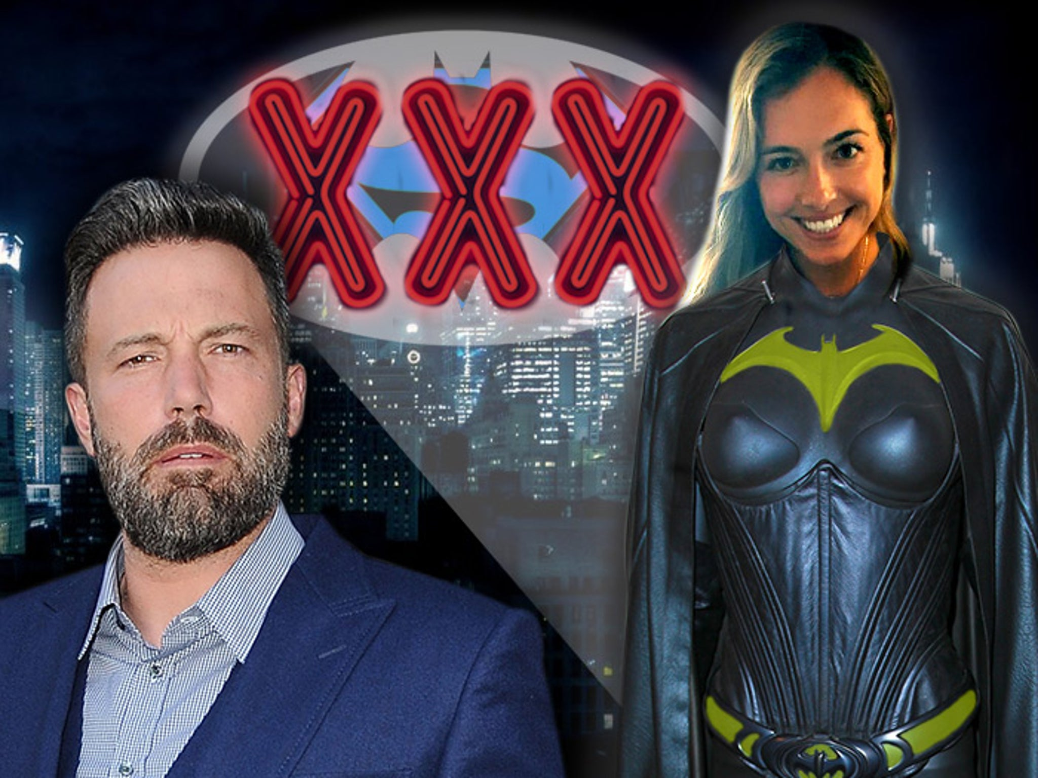 Batwoman Xxx ben affleck's ex-nanny offered $1 mil to play batwoman in