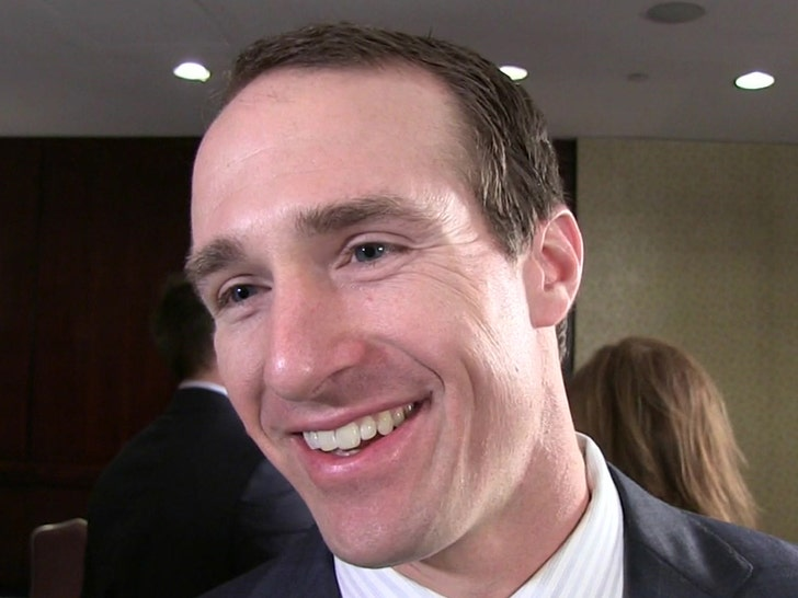Saints, Drew Brees Agree To Deal