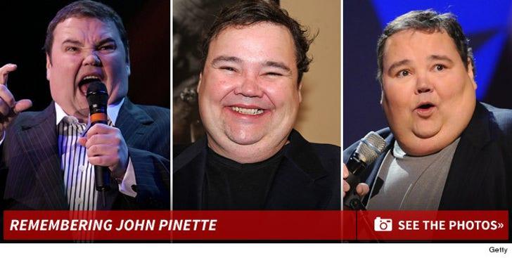 Remembering John Pinette