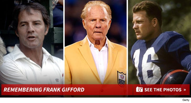 Remembering Frank Gifford
