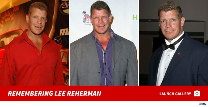 Remembering Lee Reherman