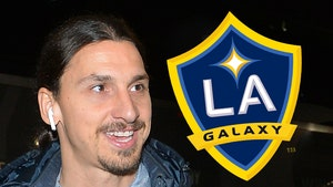 Zlatan Ibrahimovic Takes Out Full Page Newspaper Ad For L.A. Galaxy Fans, 'You're Welcome'