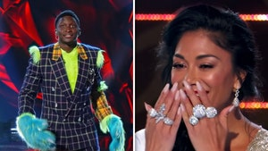 Vic Oladipo Shoots Shot at Nicole Scherzinger After Cut From 'Masked Singer'