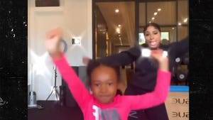 LeBron James' Daughter's Amazing Dance to Cardi B's 'Up'
