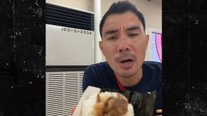 Team USA's Erik Shoji Shows Off Food At Olympics, No Fyre Fest Here!