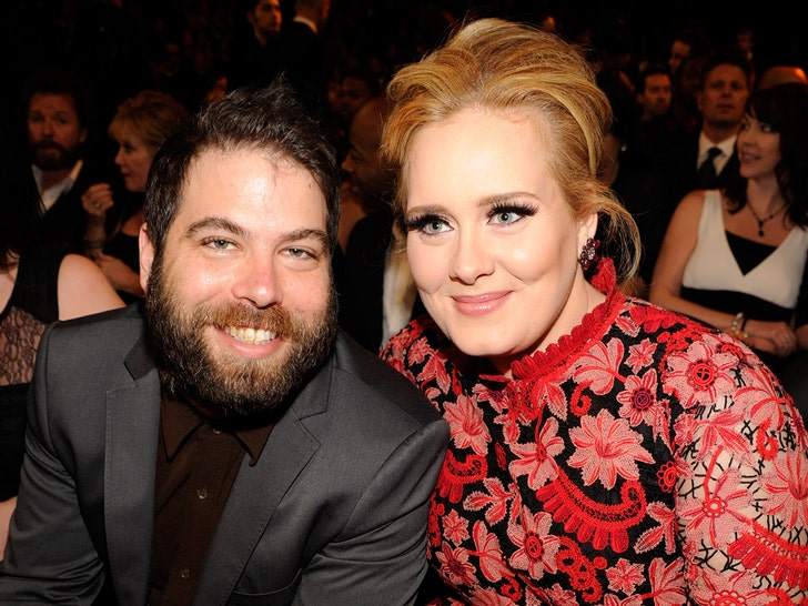 Adele and Simon Together