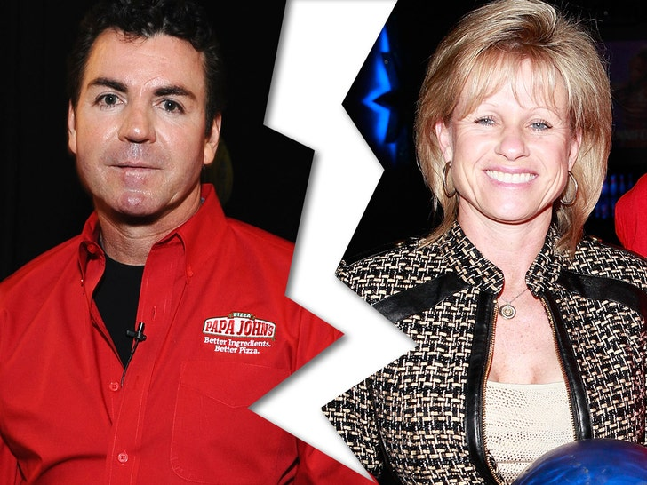 Annette Cox, Wife of Papa John's Founder John Schnatter, Files for Divorce