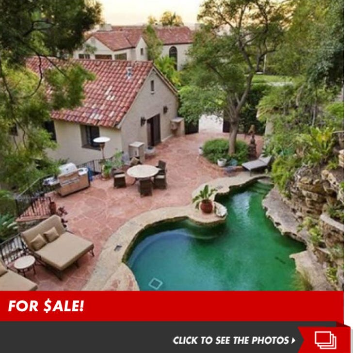Katy Perry's Divorce Crib -- SOLD!