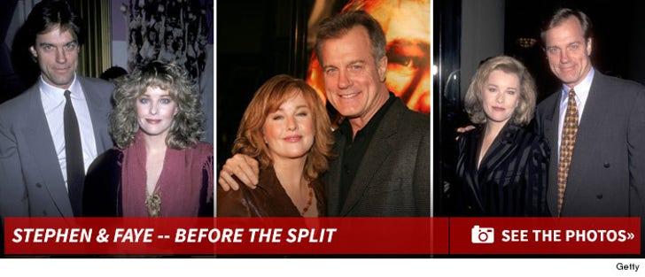 Stephen Collins & Faye Grant -- Before The Split