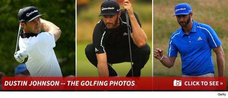 Dustin Johnson -- The Golfing Photos