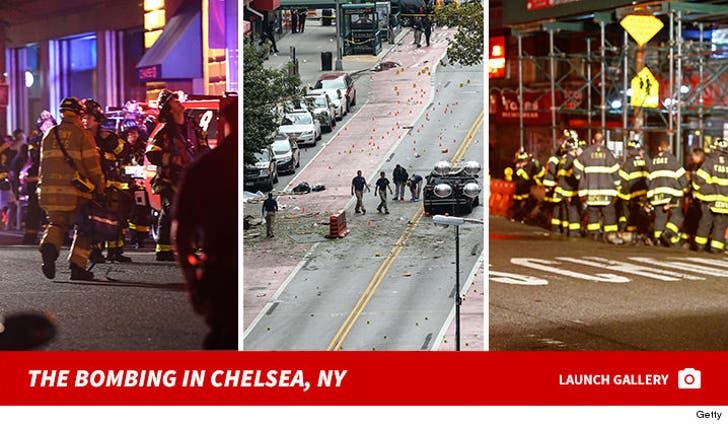 The Bombing In Chelsea, NY
