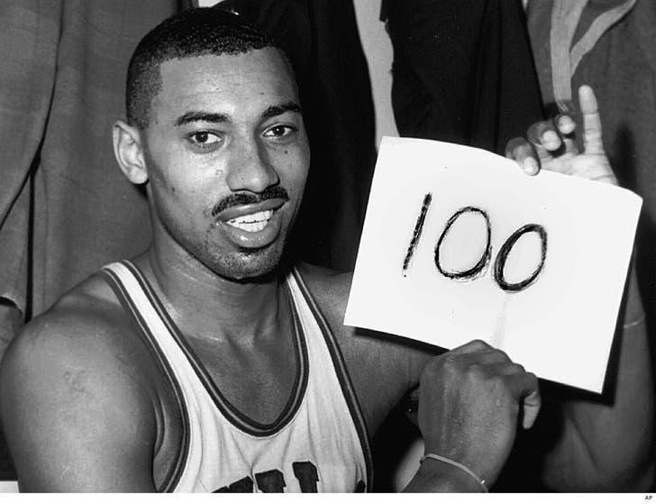 Wilt Chamberlains 100-Point Game Scoring Sheet Hits Auction Block
