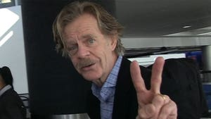 William H. Macy Defends 'Shameless' Son Ethan Cutkosky After DUI
