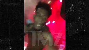 Desiigner Throws Punch at Heckler During Concert in Denmark