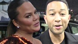 Chrissy Teigen Says John Legend Got Wine Drunk & Sang in Public