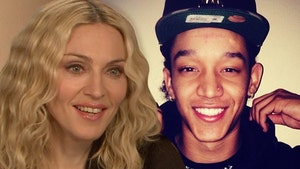 Madonna's Getting Serious with 25-Year-Old Boyfriend, His Dad Says