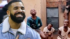Drake Helps Africa's Masaka Kids Go Viral for 'Toosie Slide' Challenge
