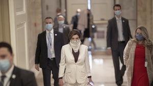 U.S. Congress Begins Eerie House Session As Most Wear Masks