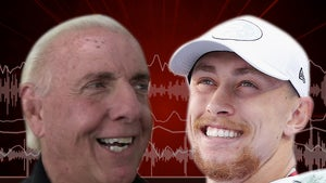 Ric Flair to NFL's George Kittle After $75 Mil Contract, 'You're Jet Flyin Now!'