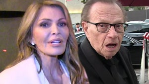 Larry King's Estranged Wife Wants $33k Per Month in Temporary Spousal Support