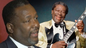 B.B. King Estate at Odds with Wendell Pierce Over Movie About Blues Legend