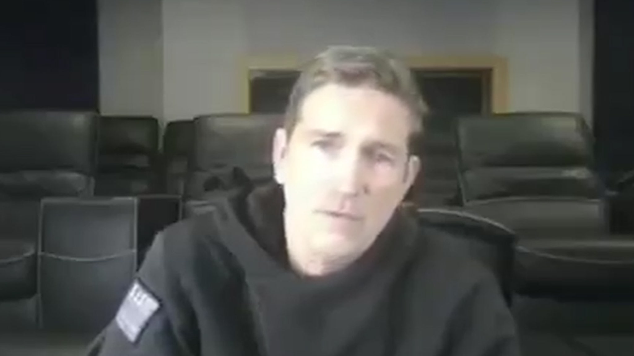'Passion of the Christ' Star Jim Caviezel Pushes Adrenochrome Conspiracy thumbnail