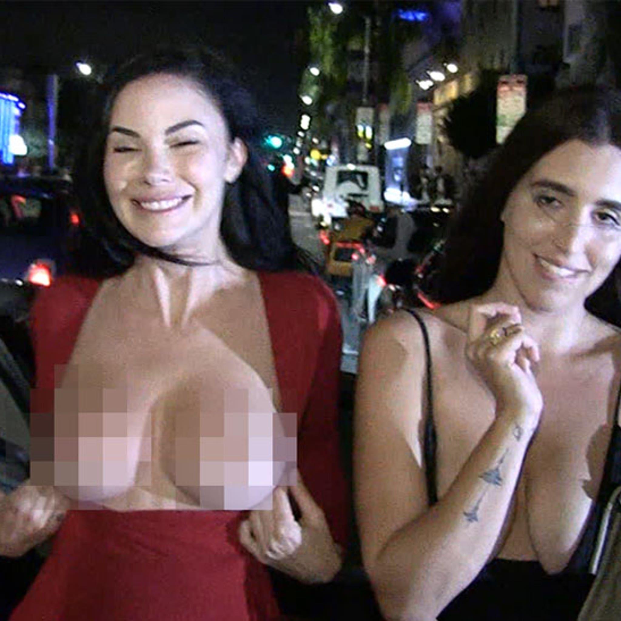 Playmate Jayde Nicole Frees Her Nipples In Defense of Florida Teen
