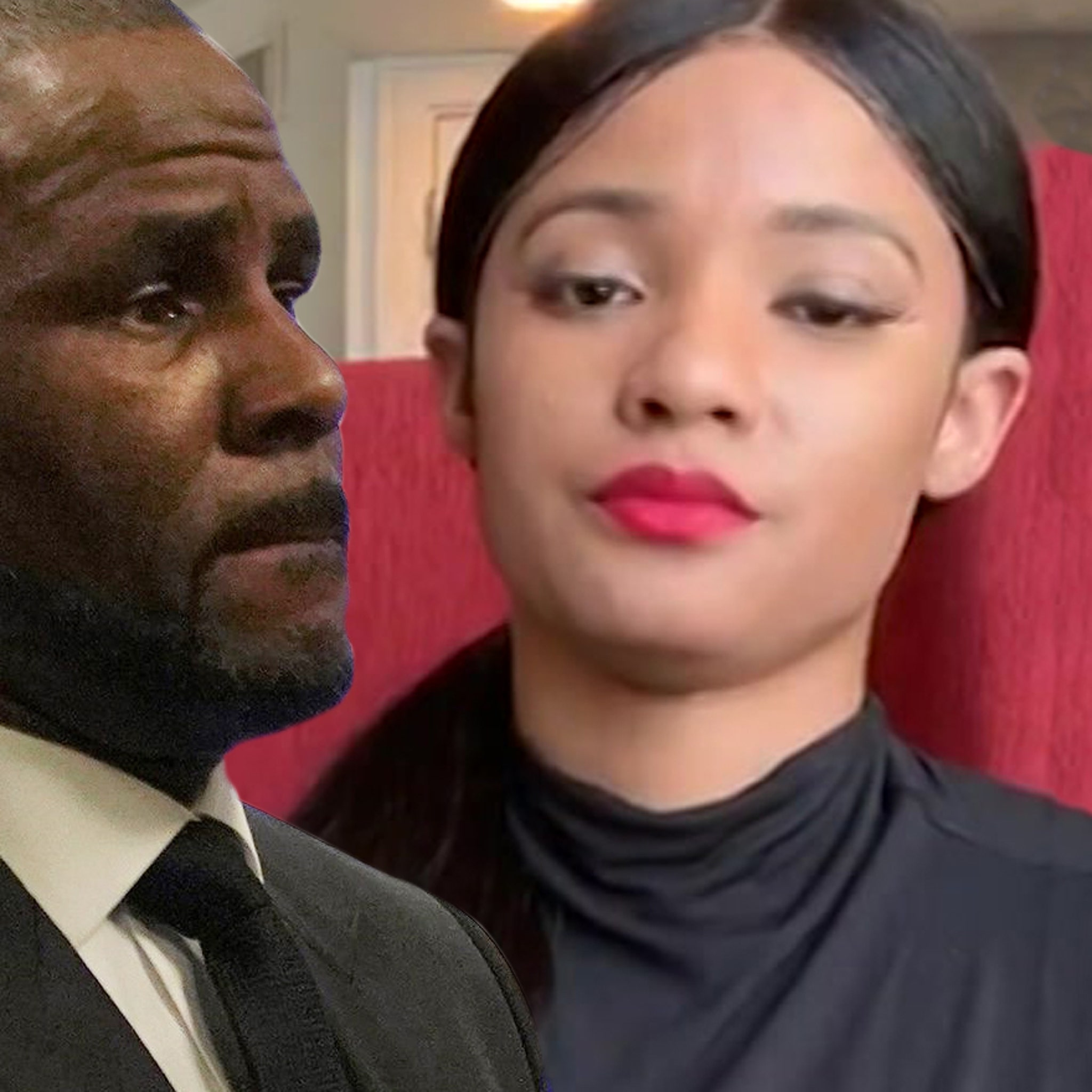 R. Kelly's Alleged Sex Slave Joycelyn Savage Speaks Out, Turns on Him
