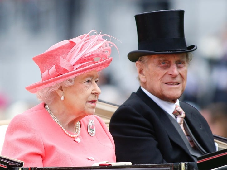 Prince Philip and Queen Elizabeth  -- The Royal Couple