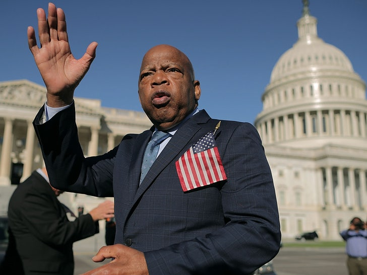 Remembering Rep. John Lewis