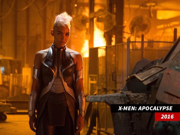 Alexandra Shipp in X Men