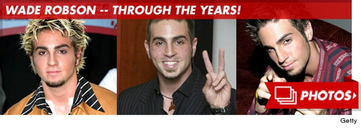Wade Robson -- Through the Years