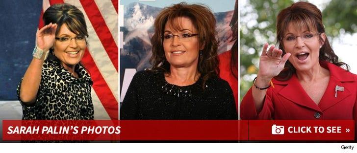 Sarah Palin -- Through The Years