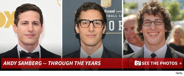 Andy Samberg -- Through the Years