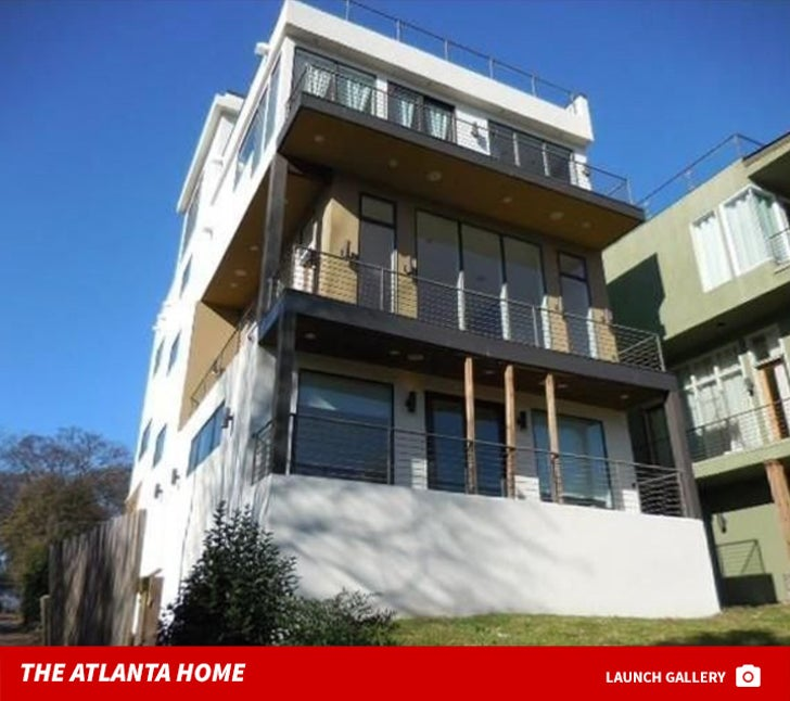 Young Jeezy -- I Love a Hotlanta Bargain ... Lands New Pad for Under $700k