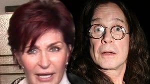 Sharon, Ozzy Osbourne Split