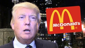 McDonald's Says Trump Attack on Twitter Was Hack Job