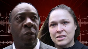 Booker T Blasts Ronda Rousey Over 'Slap In The Face' WWE Comments, Apologize!